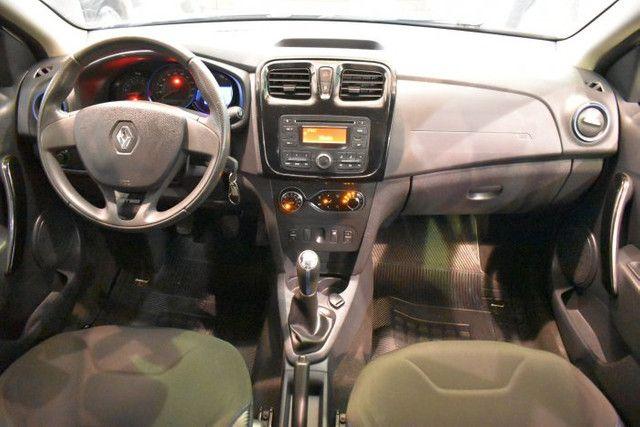 Renault sandero 2016 1.6 gt line limited flex 4p manual - Foto 3