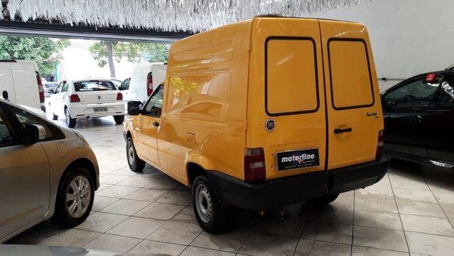 Fiorino Furgão 1.3 Flex Baixa Km Super Nova Varias Unidades 2011  - Foto 2