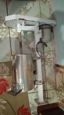 Máquina de bater açaí 20 litros