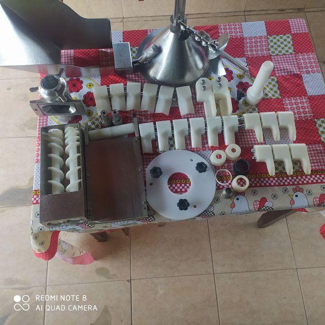 Máquina de coxinha com masseira - Foto 4