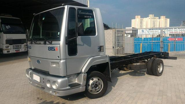 FORD CARGO 815S ,CHASSI 5,50 MTS 2005