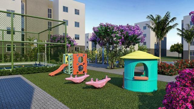 Apartamentos Novos de 2 Quartos em Planaltina DF | Minha Casa Minha Vida Parcelas R$399 - Foto 3