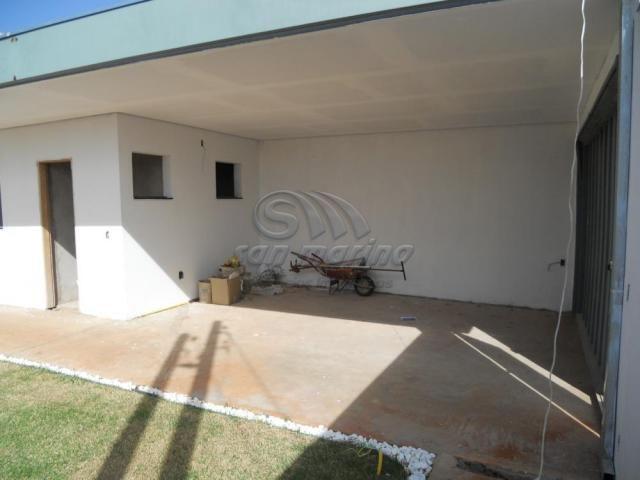 Casa à venda com 2 dormitórios em Jardim bothanico, Jaboticabal cod:V4239 - Foto 3