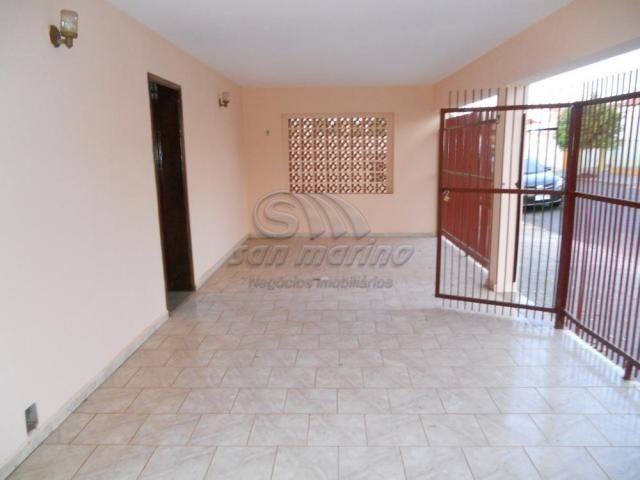 Casa para alugar com 3 dormitórios em Santa monica, Jaboticabal cod:L4334 - Foto 2