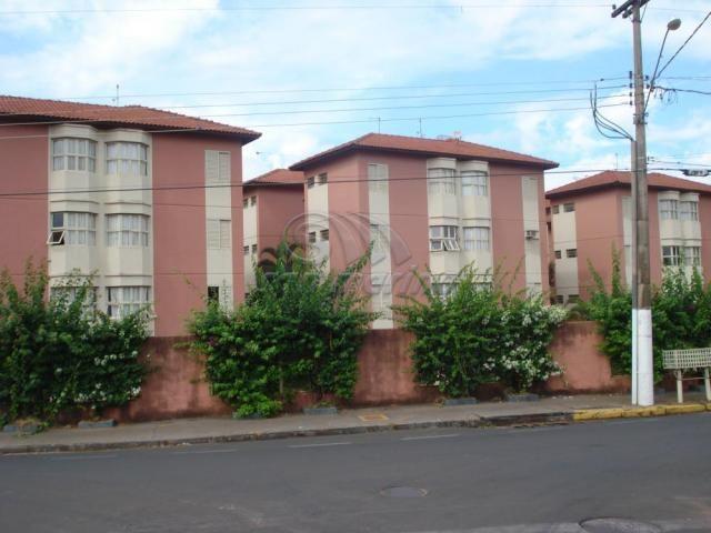 Apartamento à venda com 1 dormitórios em Jardim bela vista, Jaboticabal cod:V4176
