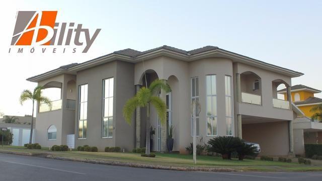 Casa de condomínio à venda com 4 dormitórios em Ribeirão do lipa, Cuiabá cod:CA00014