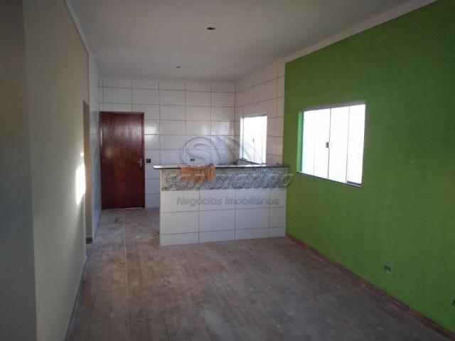 Casa à venda com 2 dormitórios em Parque das araras, Jaboticabal cod:V4263 - Foto 3