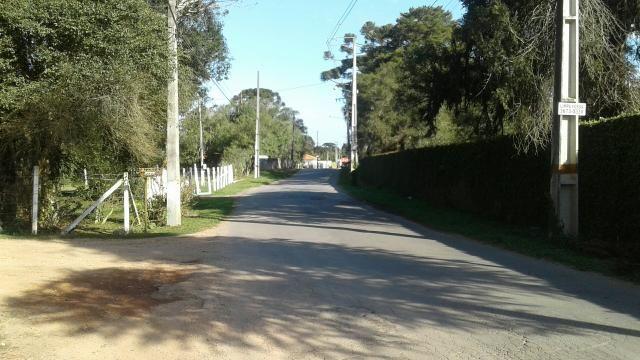 Chac. em sjp no caminho do vinho. aceita carro - Foto 4