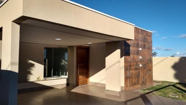 Samuel Pereira oferece: Casa 3 Quartos Nova Moderna Sobradinho Churrasqueira Condomínio - Foto 19