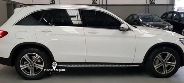 Mercedes-Benz GLC-250 2.0 16v 4Matic Turbo Aut. Branca - Foto 4