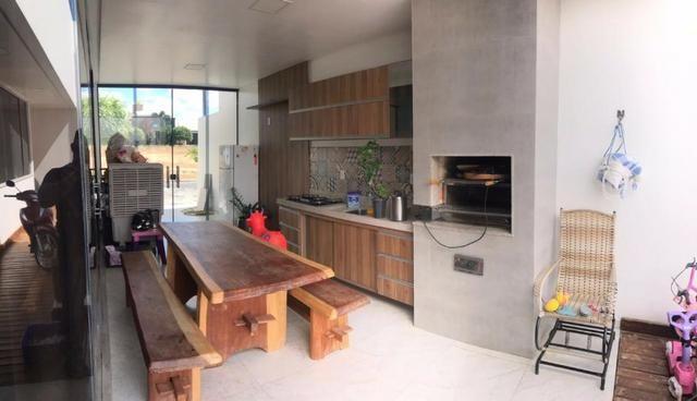 Casa no Condomínio Sol Nascente etapa 3- Terreno 10x20-Lider - Foto 2