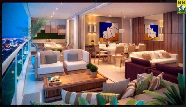 Apartamento para venda em natal / rn no bairro lagoa nova - Foto 3