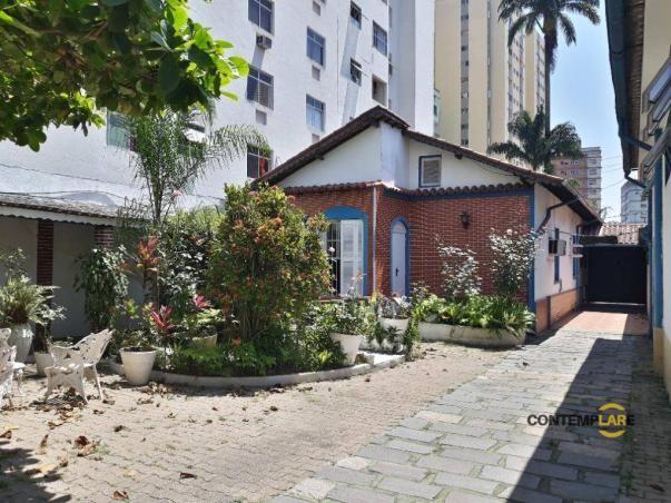 Terreno à venda, 1238 m² por r$ 5.600.000,00 - centro - são vicente/sp - Foto 7