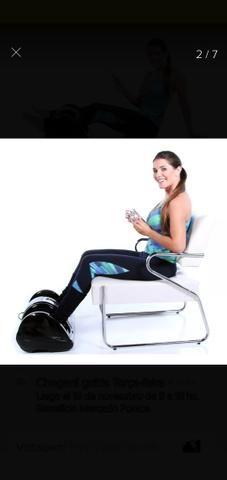Massageador para pernas e pés - Foto 4