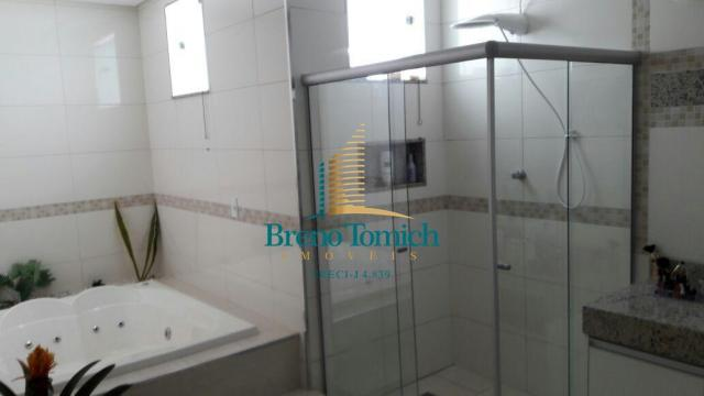 Cobertura com 3 dormitórios à venda, 313 m² por r$ 830.000 - ipiranga - teófilo otoni/mg - Foto 20