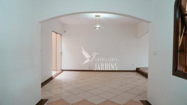 Casa com 3 dormitórios para alugar, 200 m² por r$ 2.100,00/mês - novo aeroporto - londrina - Foto 3