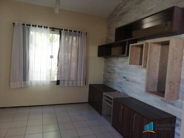 Casa com 4 dormitórios para alugar, 220 m² por r$ 3.509,00/mês - eusébio - eusébio/ce - Foto 5