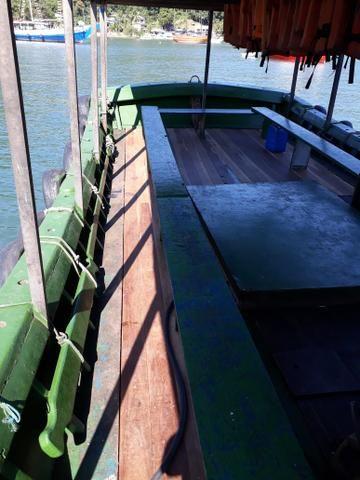 Traineira com 12metros de comprimento por 4 de largura - Foto 4