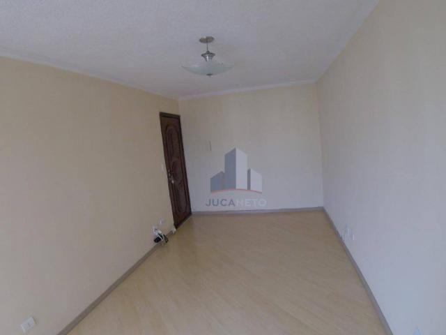 Apartamento com 2 dormitórios para alugar, 52 m² por r$ 1.350/mês - parque são vicente - m - Foto 7
