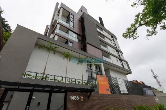 Apartamento com 3 dormitórios à venda, 118 m²- Mercês - Curitiba/PR - Foto 20