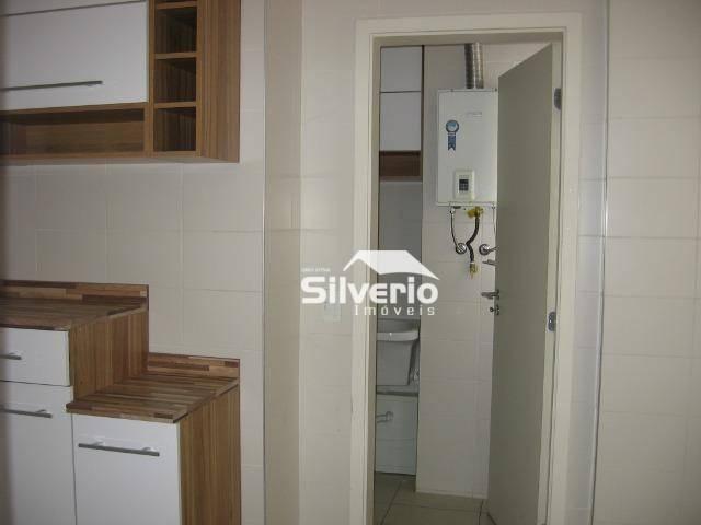 Apartamento com 2 dormitórios à venda, 90 m² por r$ 523.000 - royal park - são josé dos ca - Foto 2