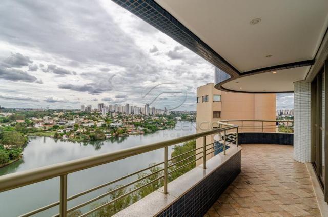 Apartamento para alugar com 4 dormitórios em Caicaras, Londrina cod:L4346 - Foto 7