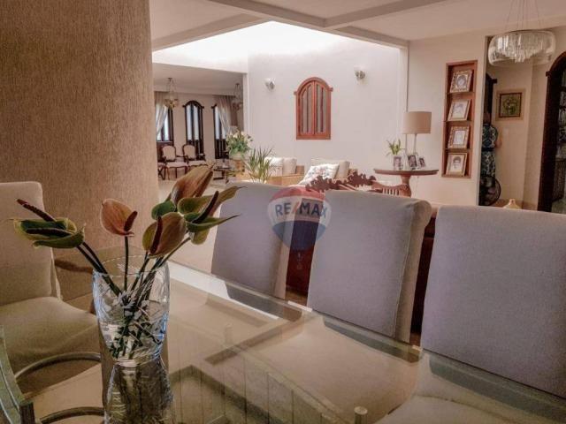 Casa com 4 dormitórios à venda, 400 m² por r$ 890.000 - capim macio - natal/rn - Foto 14