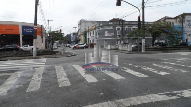 Terreno à venda, 420 m² por R$ 750.000,00 - Vila Matias - Santos/SP - Foto 3