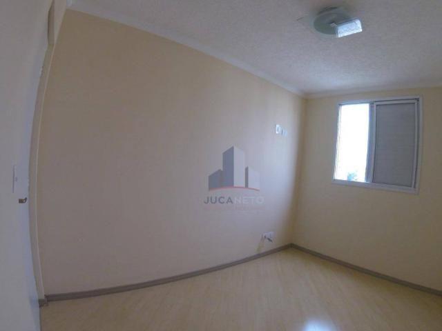 Apartamento com 2 dormitórios para alugar, 52 m² por r$ 1.350/mês - parque são vicente - m - Foto 11