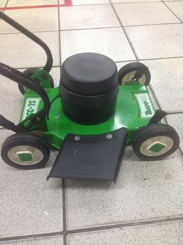 Máquina / carrinho cortar grama 1800 wats TRAPP bivolt - Foto 3