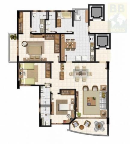 Apartamento para venda em natal / rn no bairro capim macio
