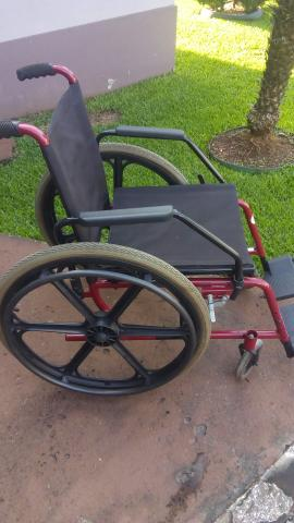 Cadeira de Rodas Jaguaribe - Foto 3