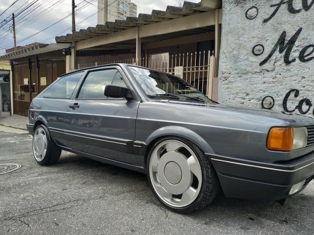 Gol GL 1991 turbo legalizado