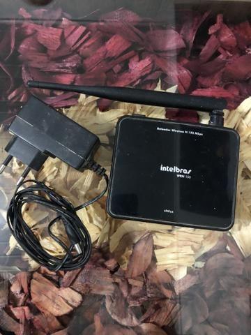 Roteador intelbras wireless