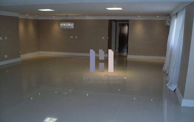 Apartamento com 4 dormitórios para alugar, 208 m² por r$ 4.500,00 - petrópolis - natal/rn - Foto 2