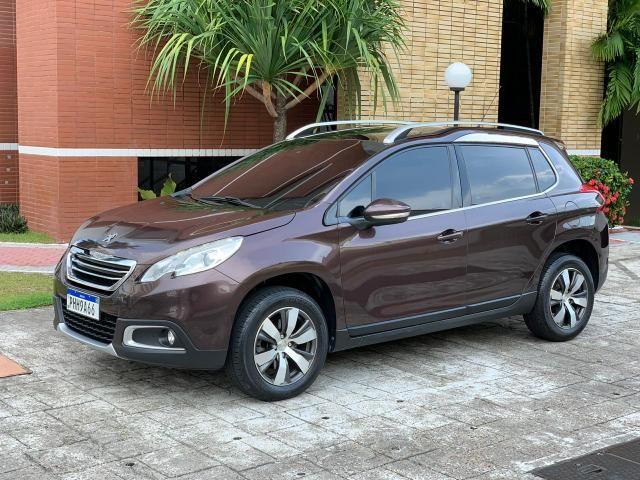 Peugeot 2008 16/16 versão top