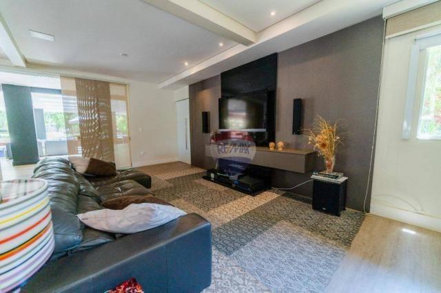 Mansões itaipu vendo linda casa 4 suites, 600m² lote 2500m² - Foto 15