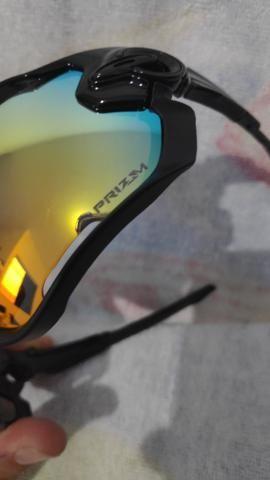 Oculos Oakley JawBreaker 5 lentes - Foto 6