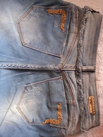 Calça jeans D'Lui - Foto 6