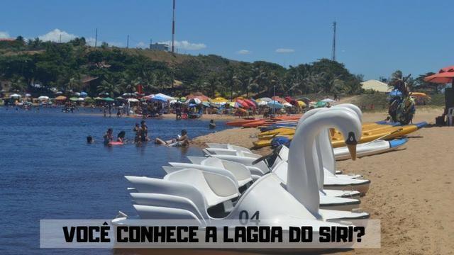 Lote com visão de 180° do Mar e Lagoa do Siri - Foto 8