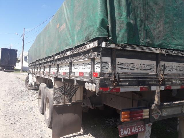 Carroceria truck graneleiro - Foto 4