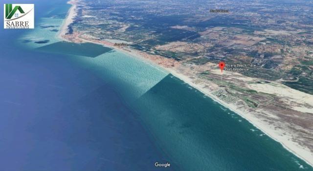 Apartamento beira mar 2 quartos fortaleza-ce. riviera beach place - Foto 2