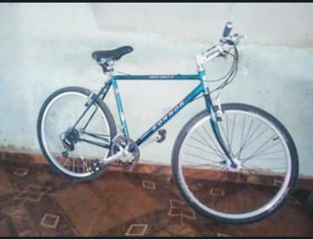 Bicicleta Konnor Designed