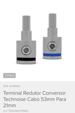 Redutor de cabo 70mm p/ 35 ou 25mm, bucha add volante GM