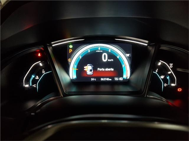 Honda Civic 2.0 16v flexone exl 4p cvt - Foto 12