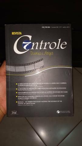 Revista Controle Doutrina e Artigos