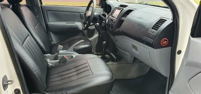 Hilux Cabine Dupla 4x4 Diesel (2008) A mais Barata de Londrina!!! - Foto 8