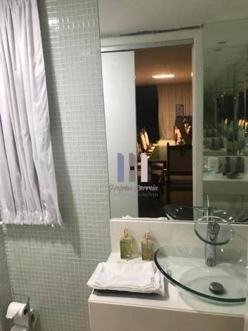 Apartamento com 4 dormitórios para alugar, 208 m² por r$ 4.500,00 - petrópolis - natal/rn - Foto 14