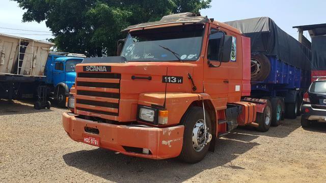 Scania T 112 HW 91 TOCO - Foto 7