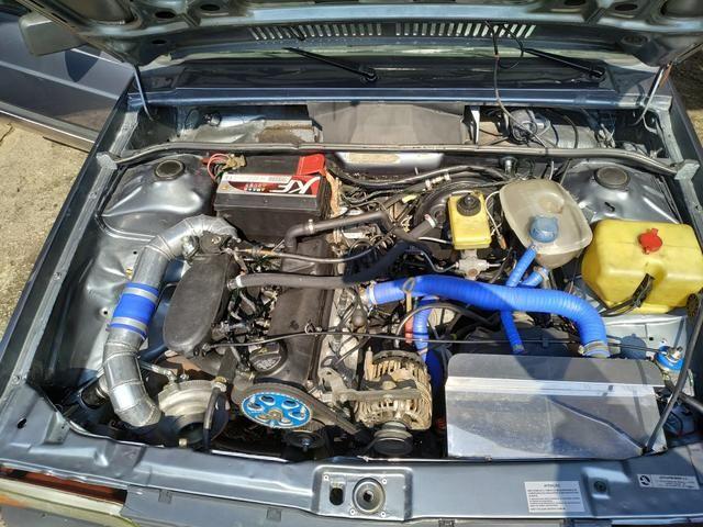 Gol GL 1991 turbo legalizado - Foto 7